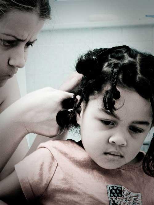 почему у ребенка часто появляются вши