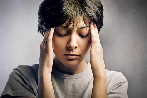 Вши на волосах - симптомы, лечение и фото