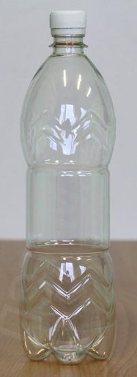 Ловушка из пластиковой бутылки