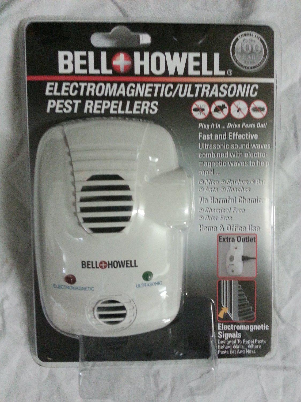 Bell Howell от муравьев