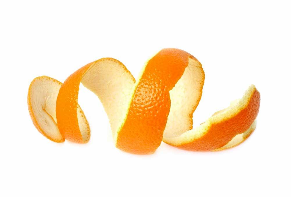 апельсиновые корки как средство от моли