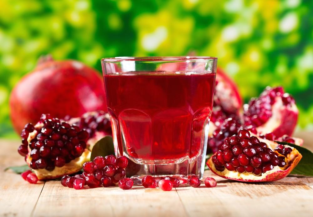 Гранатовый сок против вшей