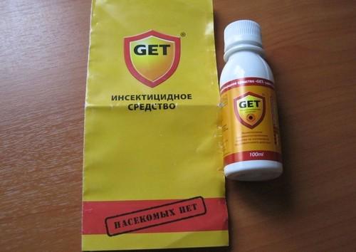 Инсектицид Get Гет