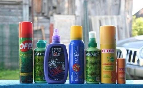 для детей от комаров