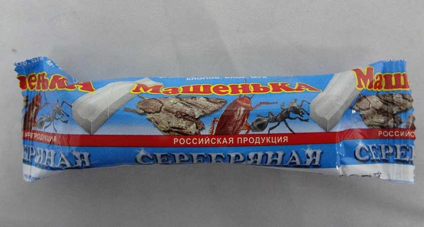 Мелок Машенька спасает от тараканов: в каких случаях его используют