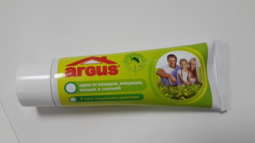 Аргус от комаров