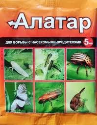 Средство от насекомых Алатар