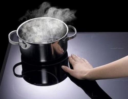 горячая вода
